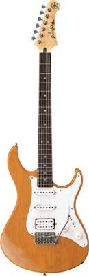 Những bộ phận của cây đàn guitar điện