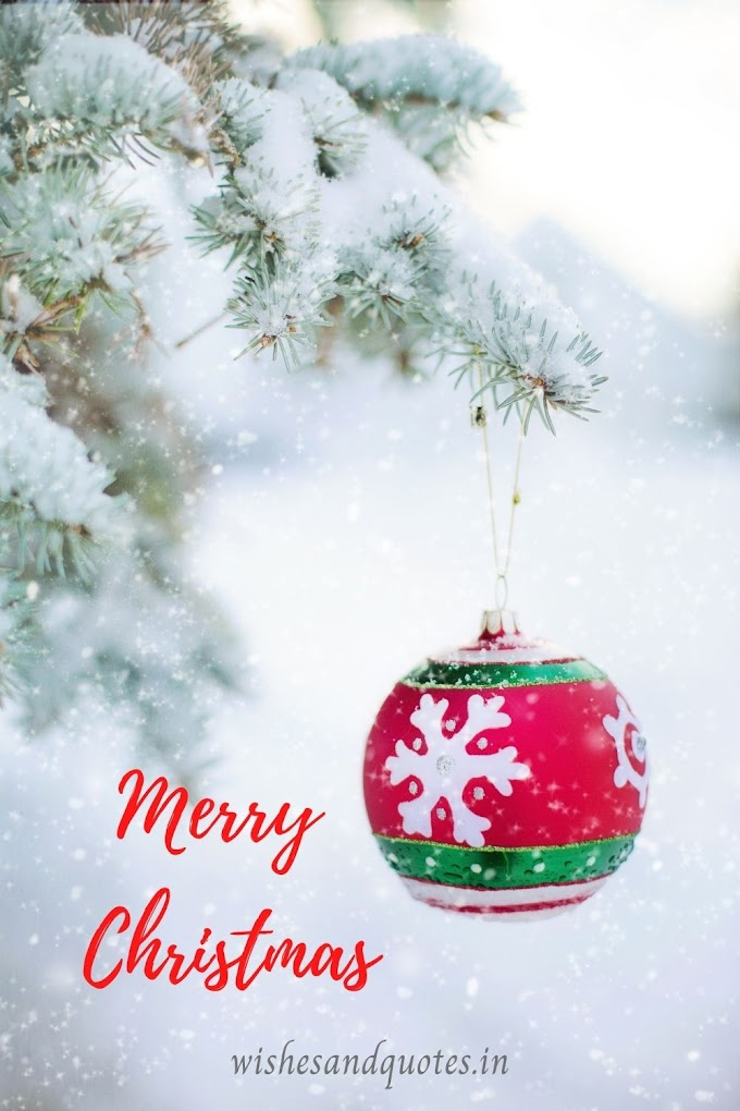 Merry Christmas 2020 Wishes and Images Download