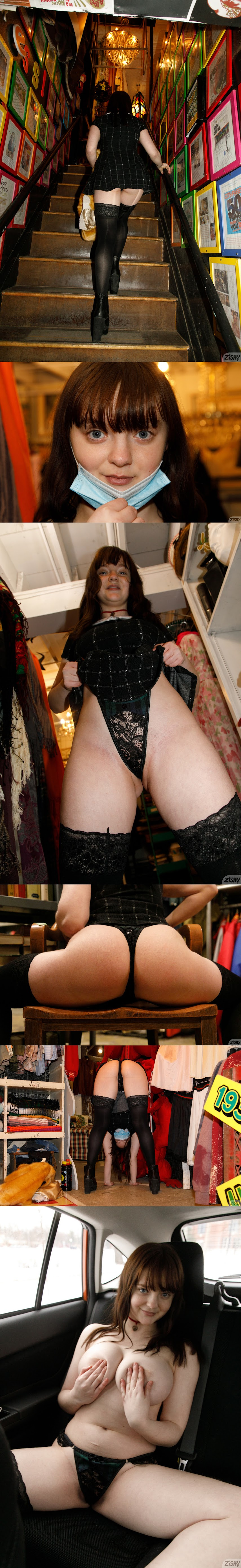 [Zishy] Daisy Wensday Hunt & Gather sexy girls image jav