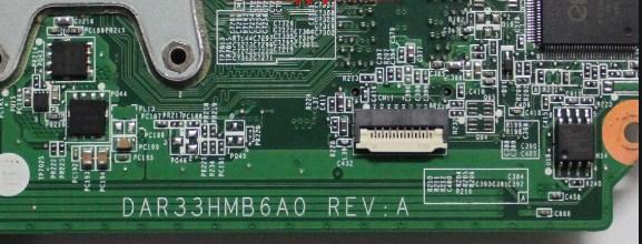DAR33HMB6A0 REV-A Hp RT3290 R33H Bios