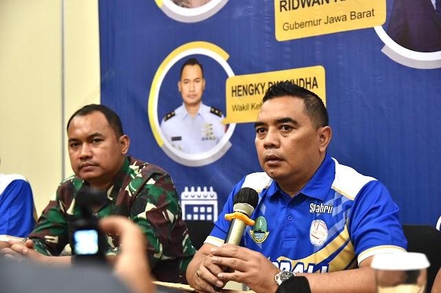 Sosialisasi Olah Raga Teqball,  Syahrir Minta Dukungan Pemerintah Provinsi