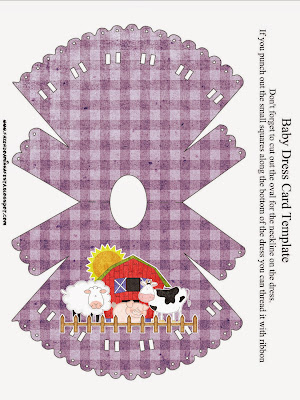 The Farm in Purple: Free Printable Party Invitations.