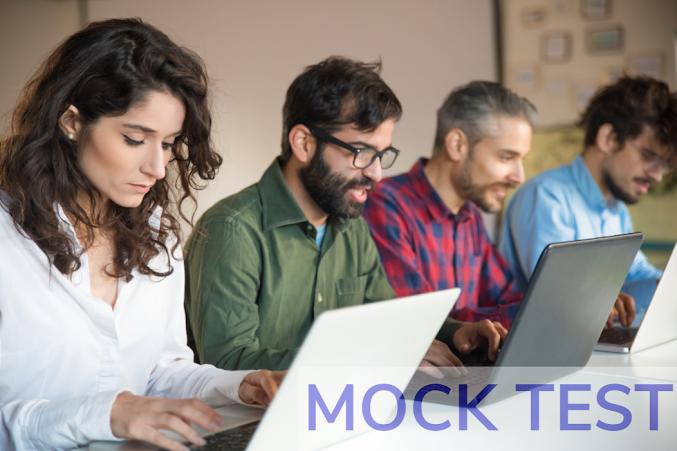 Mock Test for IBPS SBI Clerk PO