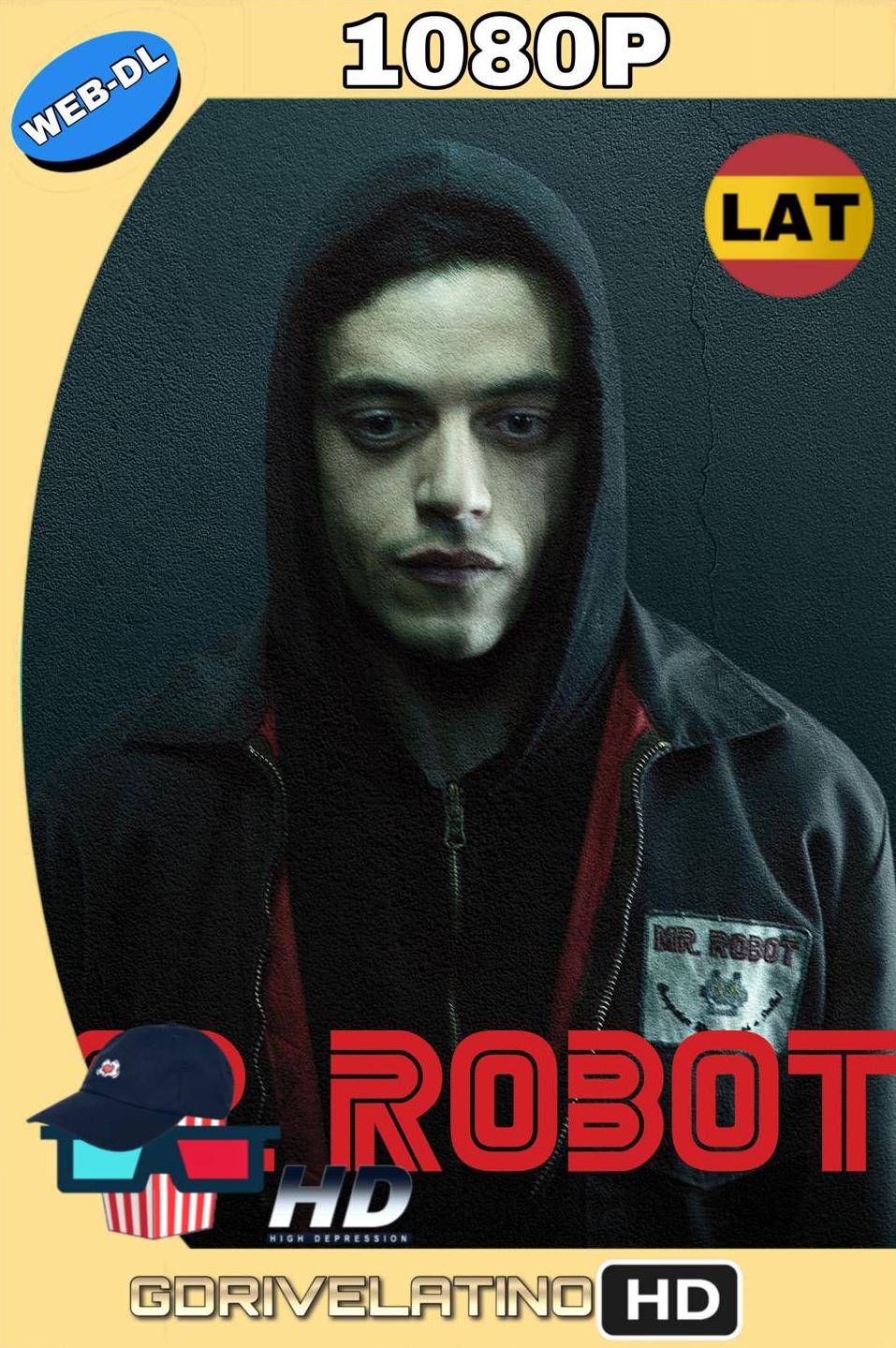 Mr. Robot (2015) Temporada 1 Web DL 1080P Latino-Ingles MKV