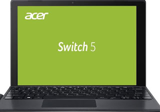 Acer Switch 5 SW512-52 Driver Download For Windows