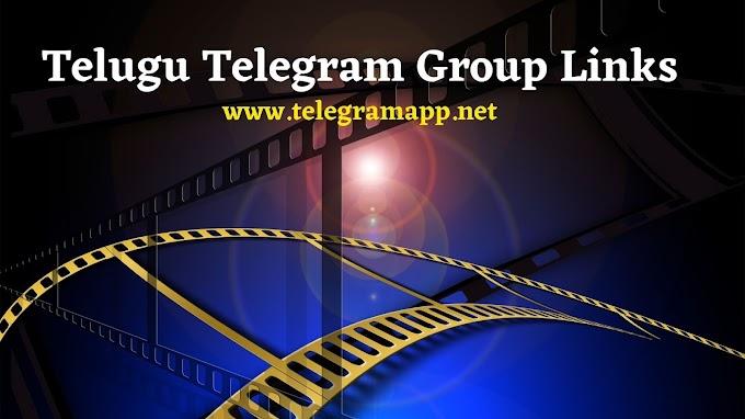 Join 516+ Telugu Telegram Group Link
