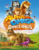 Alpha and Omega: Dino Digs (2016) online y gratis