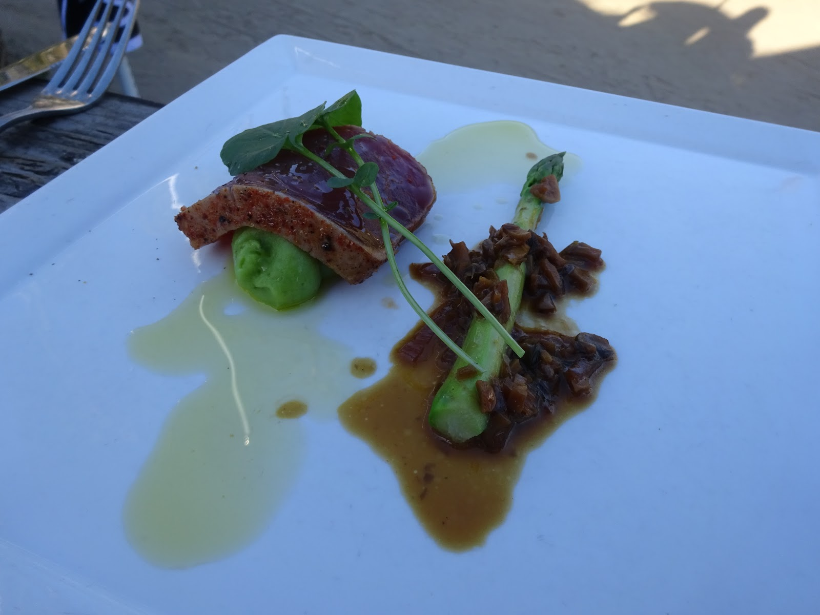Eating My Way Through OC: Spring Menu Preview at the Beachcomber