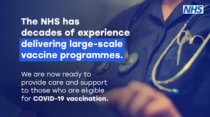 We are ready to vaccinate UK NHS