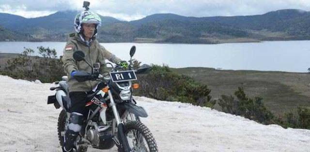 Lucu Kalau Pak Jokowi Kesal