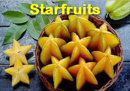 Beauty Hair use Starfruit