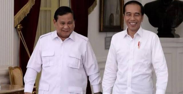 Meski Kecewa, Relawan Hormati Keputusan Jokowi Masukkan Gerindra dalam Kabinet