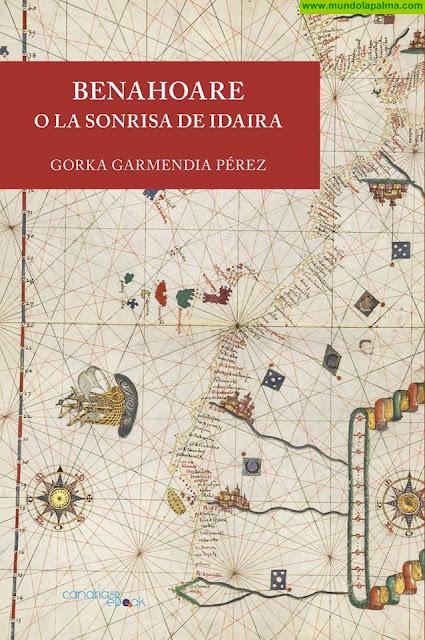"""Presentación de la novela histórica """"Benahoare o la sonrisa de Idaira"""" en Santa Cruz de La Palma"""