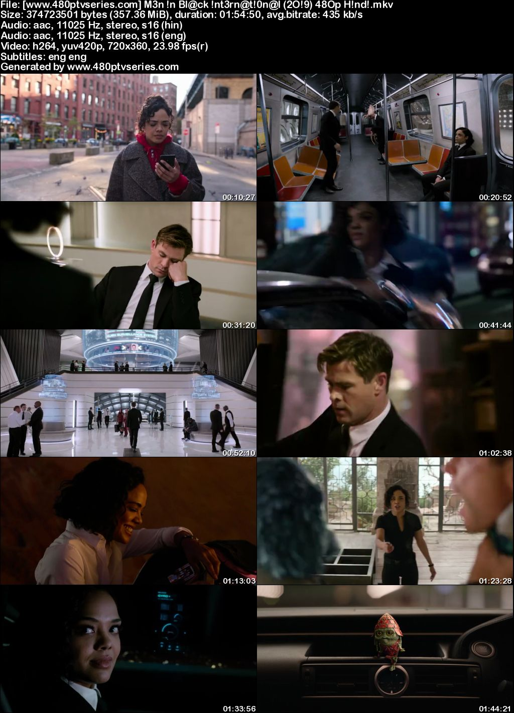 Men in Black: International (2019) 350MB Full Hindi Dual Audio Movie Download 480p Bluray Free Watch Online Full Movie Download Worldfree4u 9xmovies