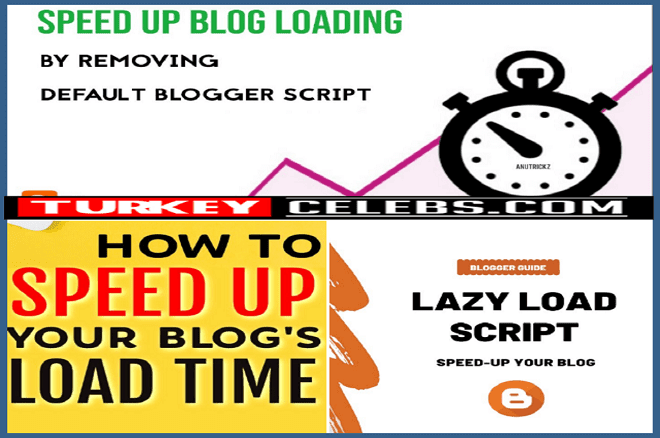 The Secret of Successful INCREASE BLOGGER SPEED 2020
