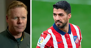 I still think we did the right job by selling Suarez: Barca manager Koeman