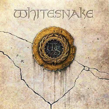 Portada del album 1987 de Whitesnake
