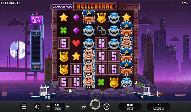 Ulasan Slot Relax Gaming Indonesia - Hellcatraz Slot Online