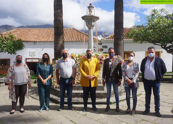 """Los Llanos de Aridane se convierte en el """"Valle de las Flores"""""""