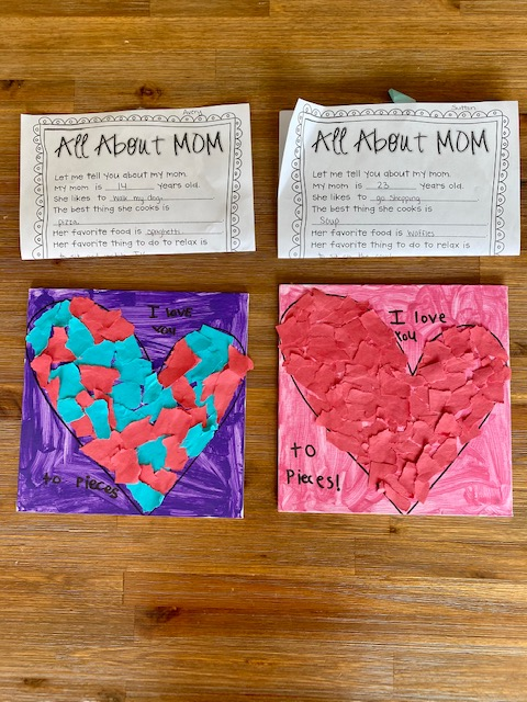 Handmade Mother's Day Gifts