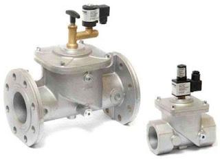 Delta Elektrogas - EVRMNA EVRM6NA Manual Reset Safety Valve For gas