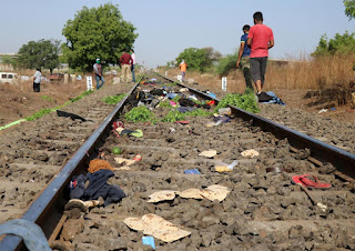 14-labour-died-on-railway-track