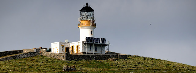 Flannan Isles Lighthouse Scotland