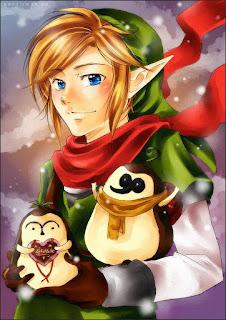 Zelda Christmas