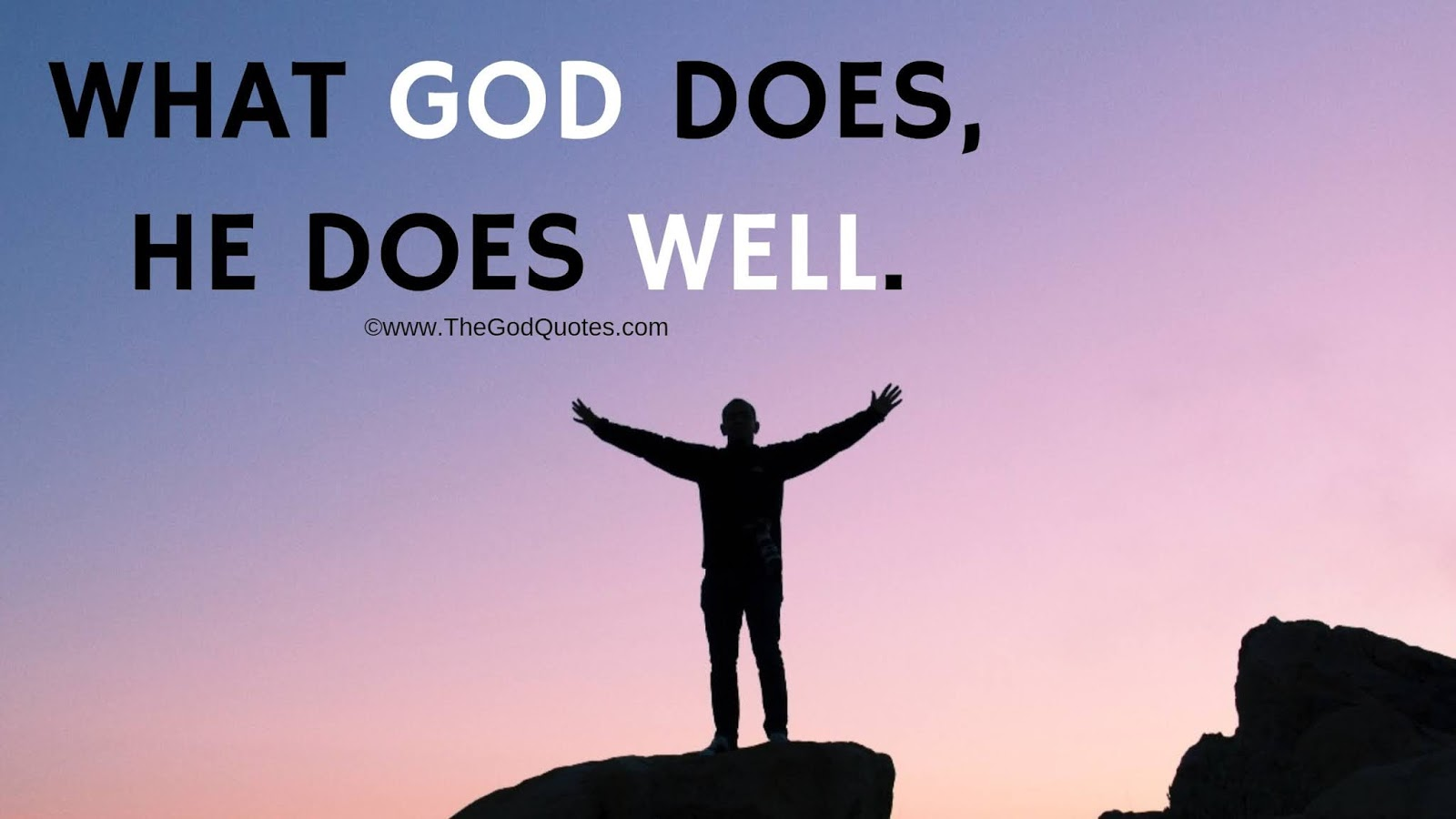 Short Quotes On God