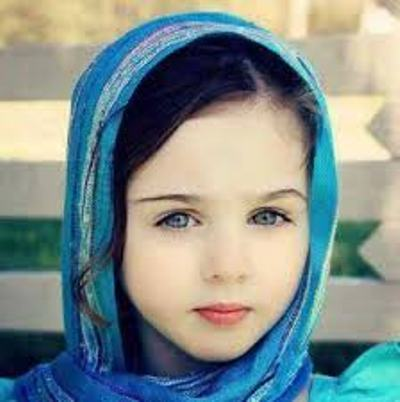 cute muslim baby photos