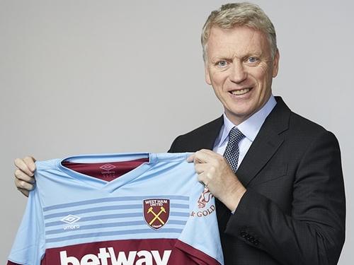 CHÍNH THỨC: David Moyes dẫn dắt West Ham