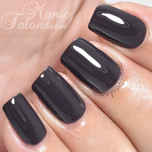 Madam Glam Gel Polish She's All That Swatch
