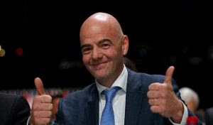 AFCON Should Be Every Four Years And Not Two Years - Infantino
