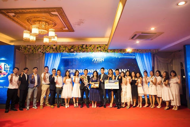 Bất Động Sản MSH Miền Trung tuyển dụng 2020, tuyen dung bat dong san mhs