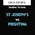 Prediksi Skor Bola St Josephs vs Prishtina 02 Juli 2019