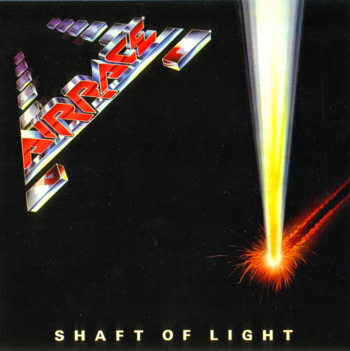Airrace Shaft of light 1984 aor melodic rock music blogspot bands albums