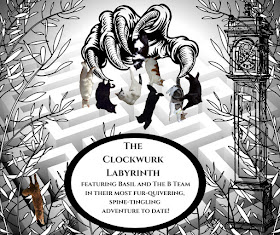 The Clockwurk Labyrinth Banner ©BionicBasil®