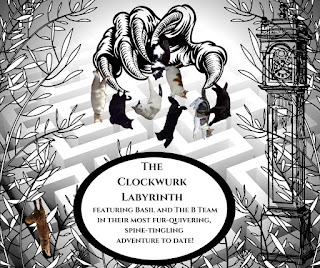 The Clockwurk Labyrinth Banner ©BionicBasil®