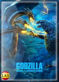 Godzilla II: El Rey de los Monstruos (2019) DVDRIP LATINO