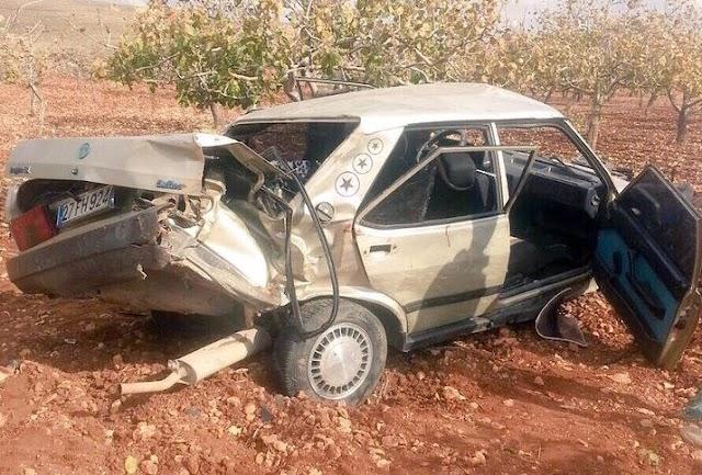Bozova'da iki kaza: 8 Yaralı