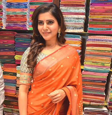 Samantha Akkineni Saree Images, mobile wallpapers hd download, pics of actress