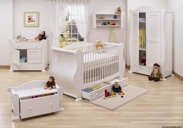 Les chambres complètes mixte pour bébé
