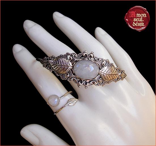 pierre de lune bijouterie bijoux moonstone moon stone jewellery