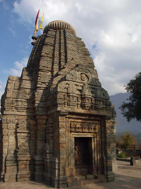 Guari Shankar Temple Naggar