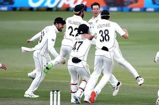 New Zealand vs Pakistan 1st Test 2020 Highlights