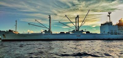 foto kapal cargo reefer MV. Sea Pearl 1