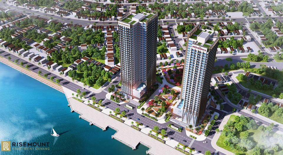 Phối cảnh dự án Risemount Apartment