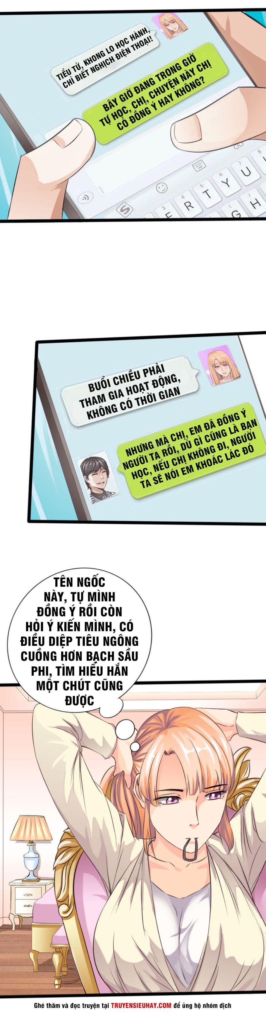 Tuyệt Phẩm Tà Thiếu Chapter 31 - truyenmh.com