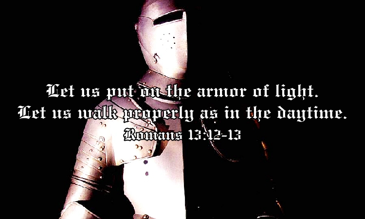Romans 13:12-13