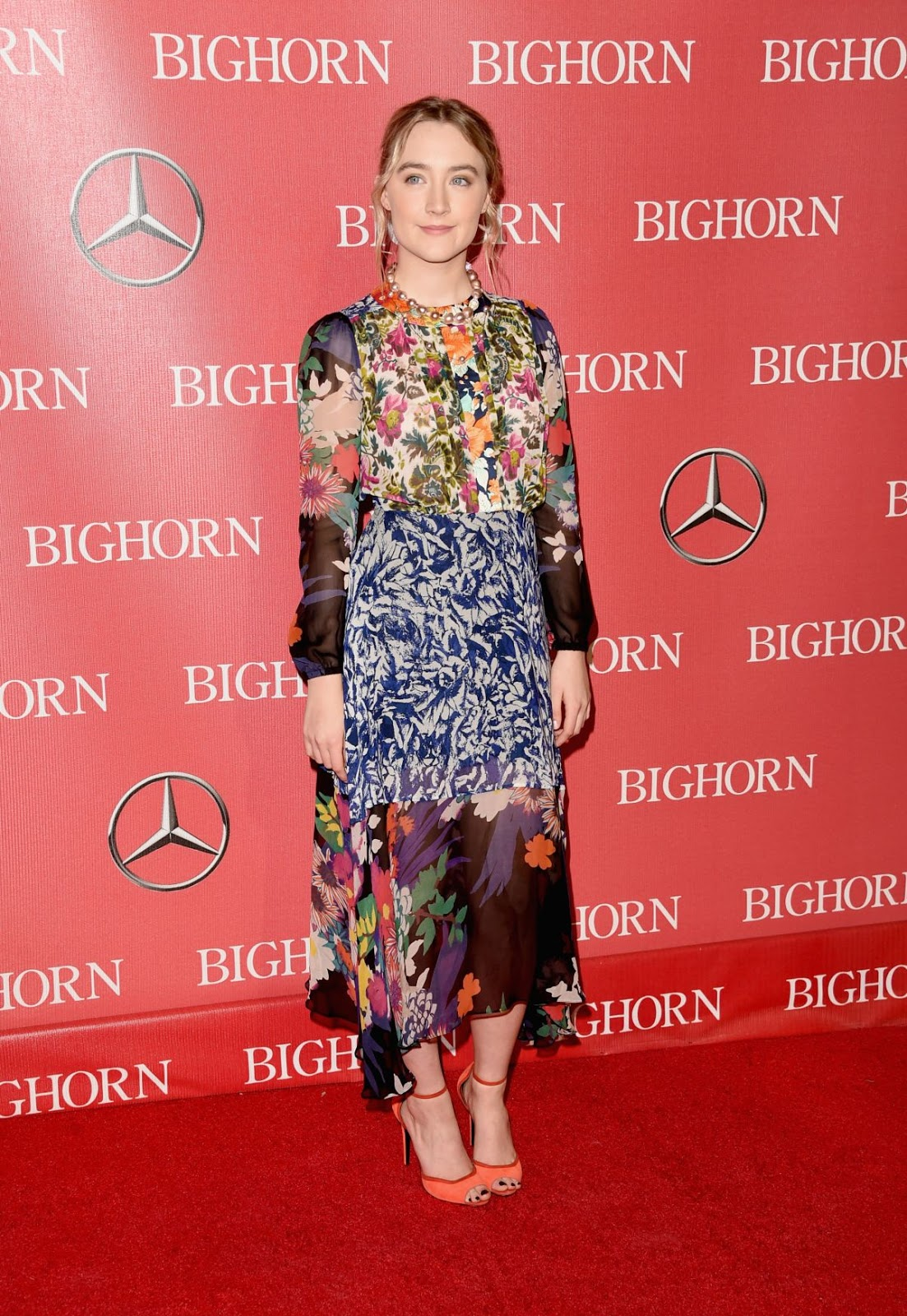 'Brooklyn's' Saoirse Ronan Tapped for Palm Springs Film Fest's International Star Award